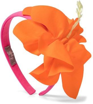 Il Gufo Floral headband