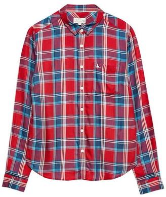 Jack Wills Tilly Drapey Check Shirt