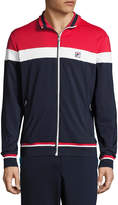 Fila Men's Heritage Colorblocked Jacket