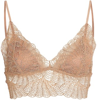 Night Night By Jonathan Simkhai Lace Bralette