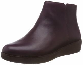 FitFlop Women's Ziggy Zip Ankle Boots