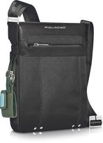 Piquadro Link - Shoulder Zippered Bag