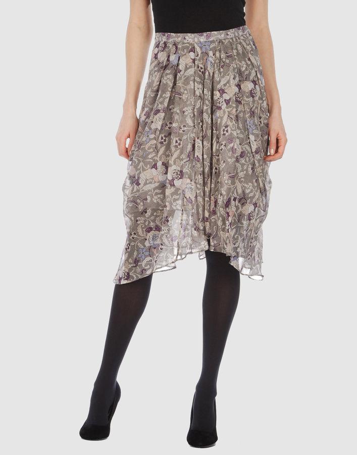 Viktor & Rolf Knee length skirt