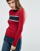 Asos Sweater with Stripe
