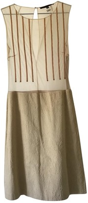 Alessandro Dell'Acqua Beige Dress for Women
