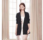 Lauren Conrad Runway Collection Double-Breasted Blazer - Women's