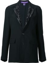 Ralph Lauren 'Yvette' beaded jacket - women - Acetate/Viscose - 6