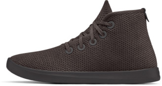 Allbirds Women's Tree Toppers - Charcoal (Charcoal Sole)