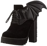 Iron Fist Women's Night Stalker Cleat Boot Dress Pump