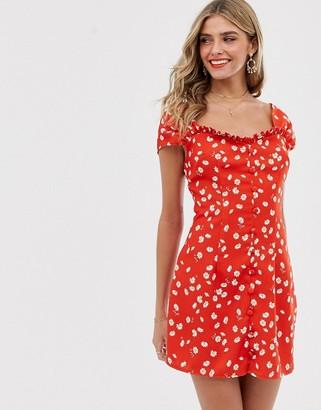 Finders Keepers Mae Mini Dress