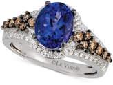 LeVian Le Vian® Tanzanite (1-3/4 ct. t.w.) and Diamond (5/8 ct. t.w.) Ring in 14k White Gold