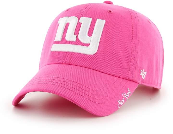 fb174d5a Women's New York Giants Miata Clean Up Adjustable Cap