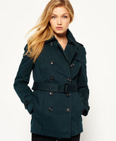 Superdry Winter Belle Trench Coat