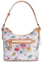 Giani Bernini Floral Signature Hobo, Only at Macy's