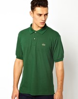Lacoste Polo Shirt with Crocodile