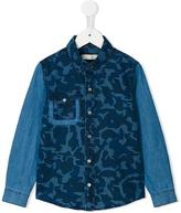 Stella McCartney Samuel shirt - kids - Cotton - 2 yrs