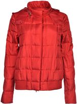 Moncler Gamme Rouge Padded Hooded Jacket