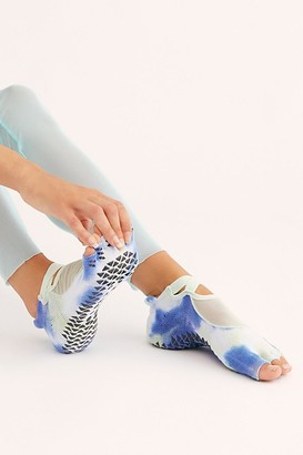 POINTE STUDIO Jamie Toeless Grip Socks