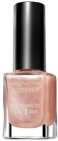 Max Factor Gloss Finity Nail Polish Pearly Pink