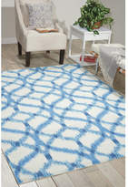Waverly Stewart Ivory Indoor/Outdoor Area Rug Rug