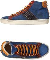 Leather Crown High-tops & sneakers - Item 44813105