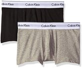 Calvin Klein Underwear Calvin Klein Men's, Underwear Trunks, 2 Pack Modern Cotton Stretch Trunk