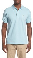 Lacoste Men's 'Chine' Pique Polo