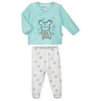 Camilla And Marc Baby 2 Piece Pajamas Little Rabbit - Size 6 Months (68 cm)
