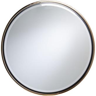 Southern Enterprises Holly and Martin Wais Round Wall Mirror