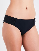 Heidi Klein Body ruched bikini bottoms