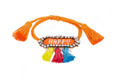 Shourouk Hippie Athna Happy bracelet