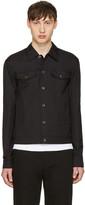 3.1 Phillip Lim Black Denim Shirt Jacket