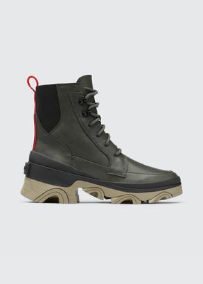 Sorel Brex 50mm Lace-Up Waterproof Boots