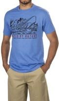 Hippy-Tree HippyTree Kraken T-Shirt - Cotton Blend, Short Sleeve (For Men)