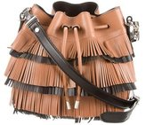 Proenza Schouler Small Bucket Fringe Bag w/ Tags