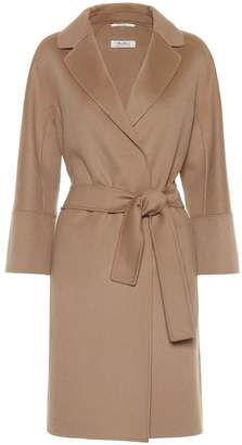 Max Mara S Arona double-face wool coat