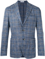 Boglioli woven blazer - men - Silk/Linen/Flax/Acetate/Viscose - 54