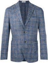 Boglioli woven blazer - men - Silk/Linen/Flax/Viscose/Cupro - 54