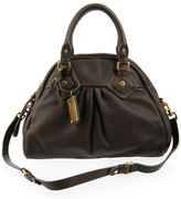 MARC BY MARC JACOBS - Leather pleated bag