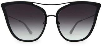 For Art's Sake Tahiti 60MM Butterfly Sunglasses