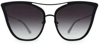 Cat Eye Tahiti 60MM Butterfly Sunglasses