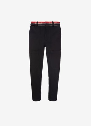 Bally Men's Wool Pants