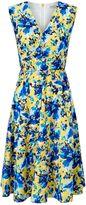 Precis Petite Petite Printed Wrap Dress