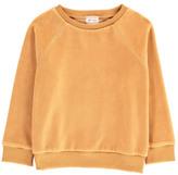Morley Bass Velvet Sweatshirt