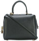 Dolce & Gabbana mini 'Miss Sicily' bowler tote - women - Leather - One Size