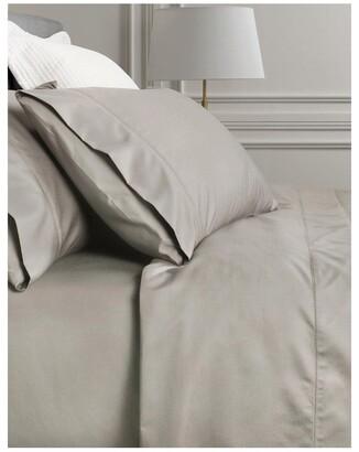 Sheridan Hotel-Weight Luxury 1000TC Sheet Set in Wicker Grey King