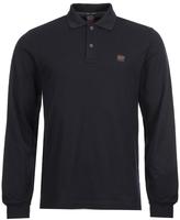 Paul & Shark Polo Shirt A17P1700SF 150 Long Sleeved Navy