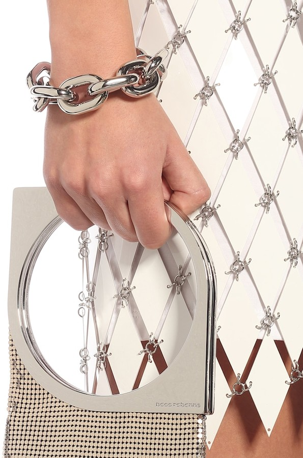 Thumbnail for your product : Paco Rabanne Chain-link bracelet