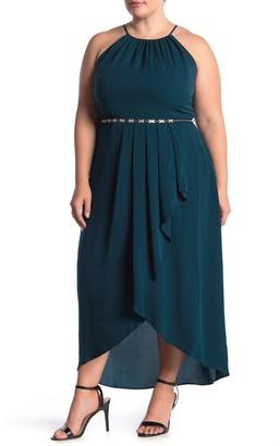 City Chic Lovestruck Maxi Dress (Plus Size)