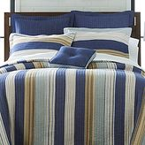 JCPenney Retro Loft Quilted Bedspread & Accessories